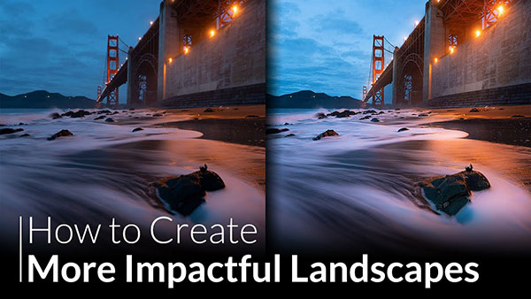 Give Your Landscape Photos Some PUNCH with these Easy Photoshop Tips (VIDEO)