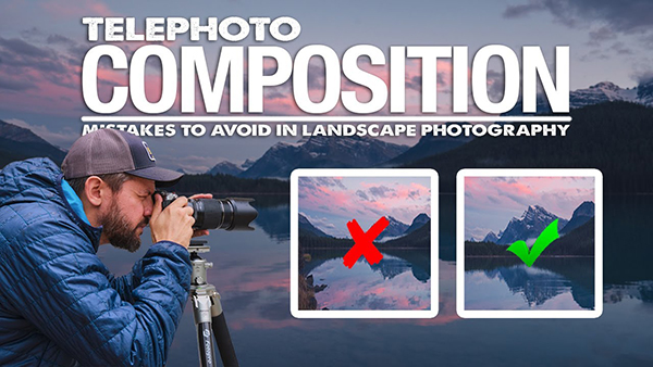 Here Is the WORST Lens Mistake You Can Make in Landscape Photography (VIDEO)