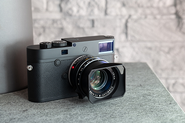 Leica Unveils M10 Monochrom: Hands-On with Leica's New Black-and-White-Only Rangefinder Camera