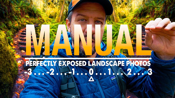 Here's How to EASILY Master Manual Mode on Your Camera to Capture Perfectly Exposed Photos