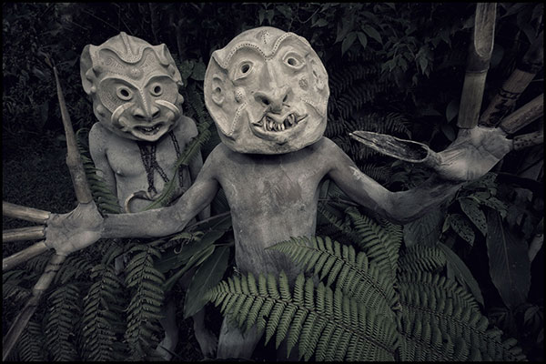 Capturing the World's Amazing Masks: How Chris Rainier Tells Stories with His Camera