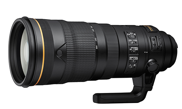Nikon Unveils AF-S Nikkor 120-300mm f/2.8E VR and Nikkor Z 70-200mm f/2.8 VR S Lenses