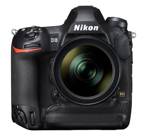Nikon Reveals More Details About Top-of-the-Line New Nikon D6 DSLR