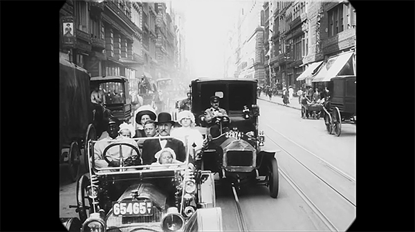 Travel Back in Time with This Incredibly Crisp Footage of Life in New York City in 1911