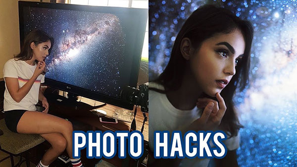 6 Fun and Easy Camera Hacks that Will Give Your Photos Some Fire (VIDEO)
