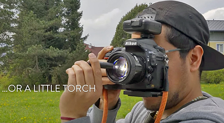Here Are 10 Clever Photo Tricks You Can Do at Home (VIDEO)