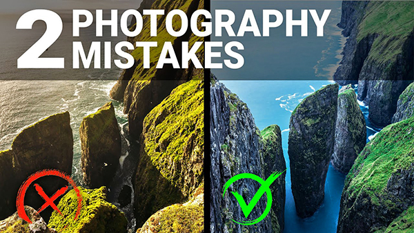 Do You Still Make These Two Beginner Photography Mistakes? (VIDEO) - OverStockPhoto