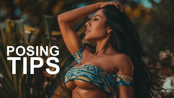 Here Are Some Great Posing Tips for Fitness Model Photography (VIDEO)