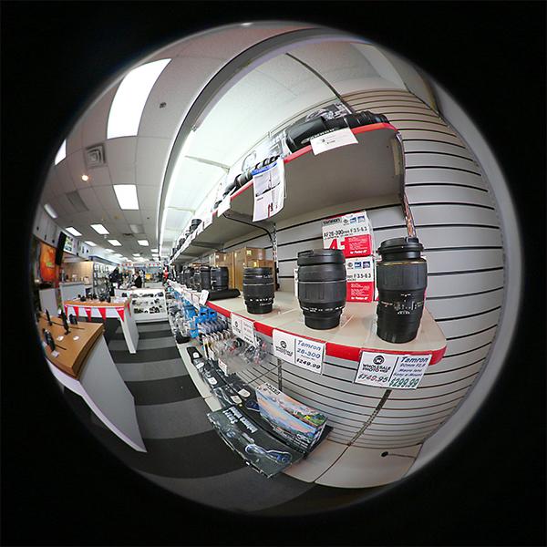 Laowa 4mm f/2.8 Circular Fisheye Lens Review