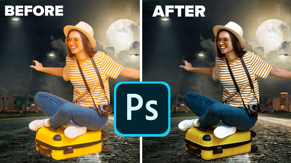 Here's How to Easily Match Colors in Photoshop When Combining Photos (VIDEO)