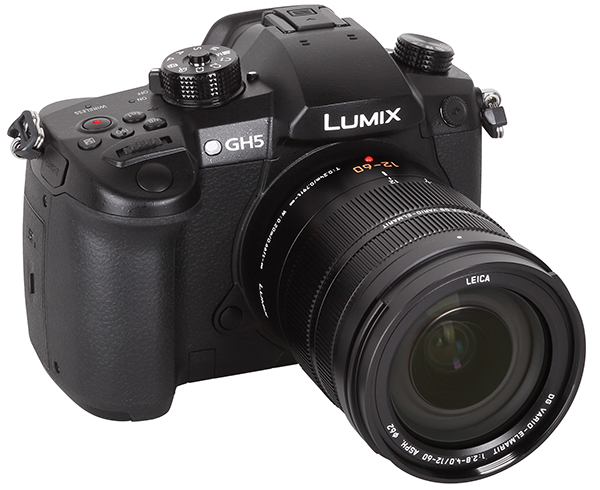 Panasonic Lumix GH5 Mirrorless Camera Review