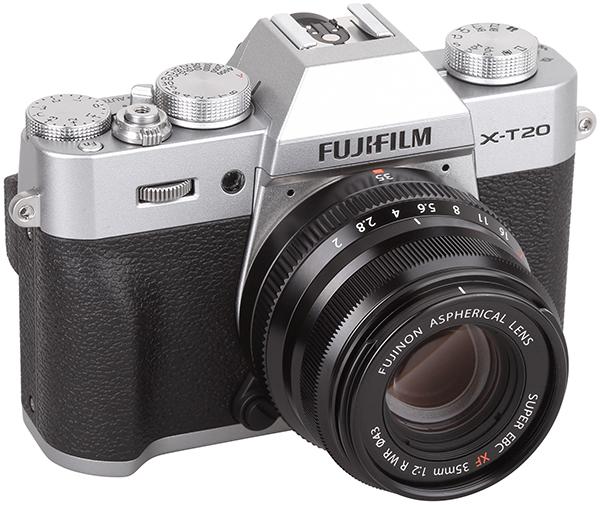 Fujifilm X-T20 Mirrorless Camera Review