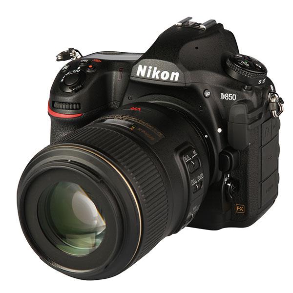 Nikon D850 DSLR Lab Review