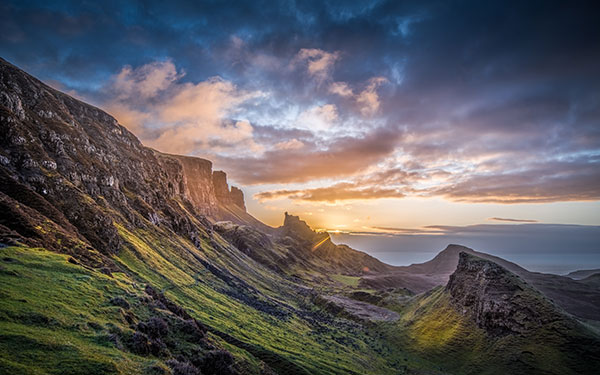The Story Behind the Image: The Skye's the Limit in This Epic Shot of Scotland by Onur Cepheli