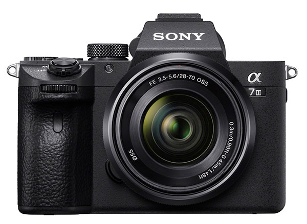 Sony Slashes Prices on A7 III, A7 II & A6000 Cameras & 24-105mm Lens as Black Friday Deals Come Early