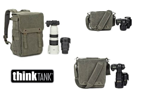 Think Tank Photo V2.0 Retrospective Camera Bags Review