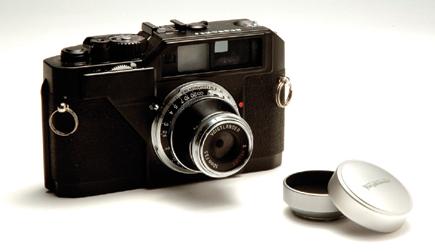 The Nikon Historical Society Voigtlnder R2S