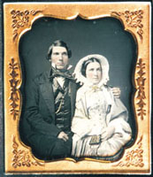 Adams Daguerreotype john