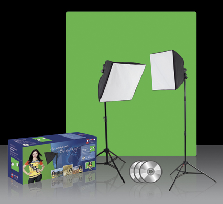 Lighting Kits And Add On Accessories Studio Amp Shoe Mount