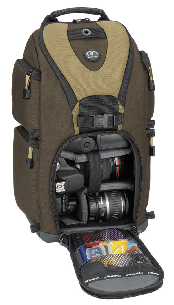 Photo Backpacks And Sling Bags: Camera Carriers For Sightseeing ...