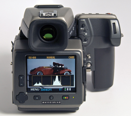 Drivers for Hasselblad H3DII Digital Back