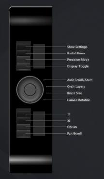 Wacom's Intuos4 Tablet