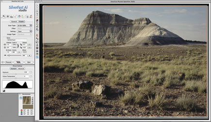 Plustek's OpticFilm 7600i 35mm Scanner