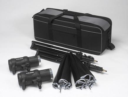 Umbrella Kit - Lighting and Studio