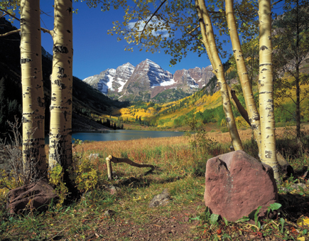 Maroon Bells The Perfect Place For Landscape Photos