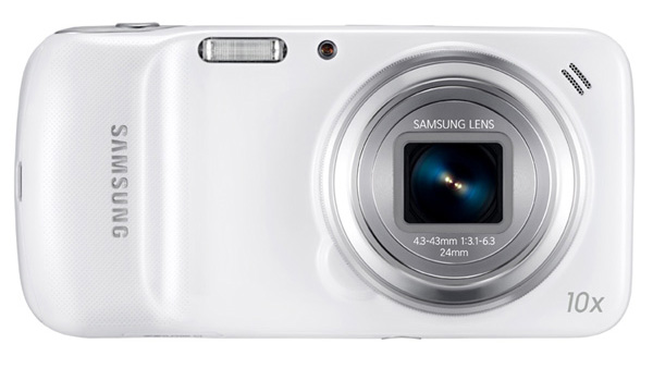 Editor's Review: Samsung Galaxy S4 Zoom: Connectivity to the