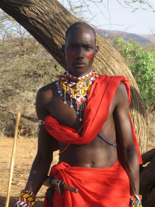 Keniano coño foto