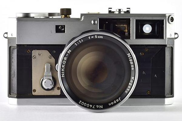 Porn film cameras