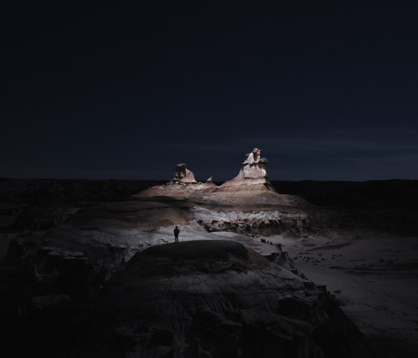 Reuben wu creates magical landscapes by painting scenes with a drone as explained in the video below wu typically hikes into remote locations throughout the american west and therefore has to travel with minimal gear a aloadofball Image collections