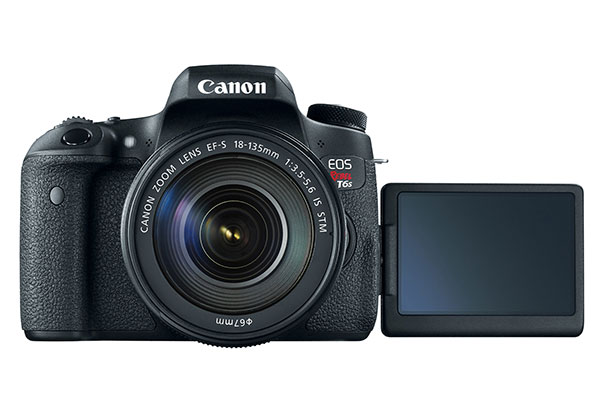 Canon Rebel T6s T6i Dslr Camera Review Shutterbug