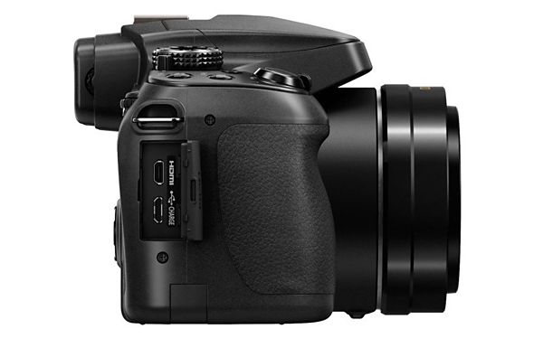 Panasonic's New Lumix FZ80 Is a Powerful 60X Superzoom Camera with ...