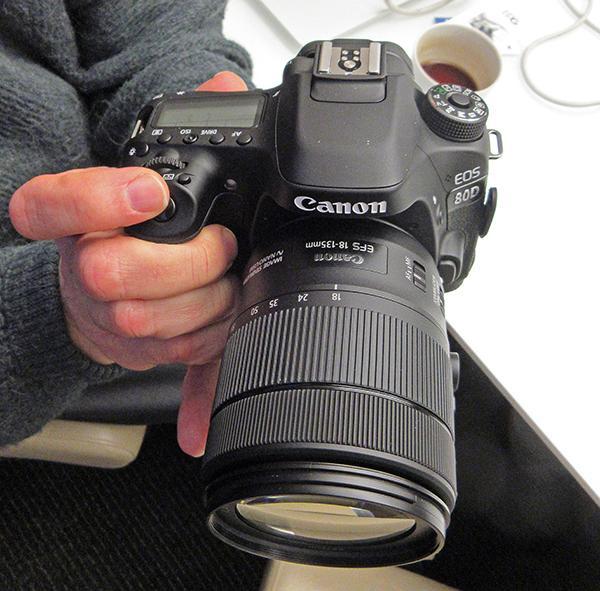 Canon EOS 80D DSLR Review | Shutterbug