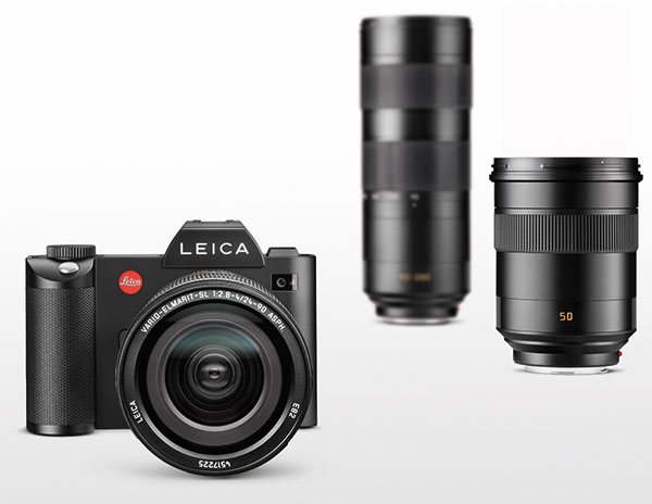 Leica Launches 24MP Full Frame Mirrorless SL Camera; Here\'s Our ...