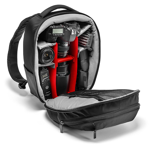99c4b37ec0 In the opening paragraph I mention the Manfrotto Advanced Gear photo  backpack (pictured above). I wasn t kidding—it s a great little no-nonsense  bag and ...