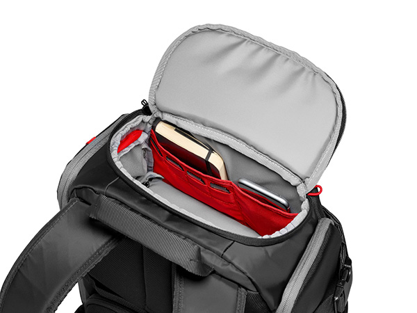 b62017fff2 The Advanced Rear is a handsome mid-sized pack that provides roomy top  access for a camera with lens and convenient rear access to a removable  padded camera ...