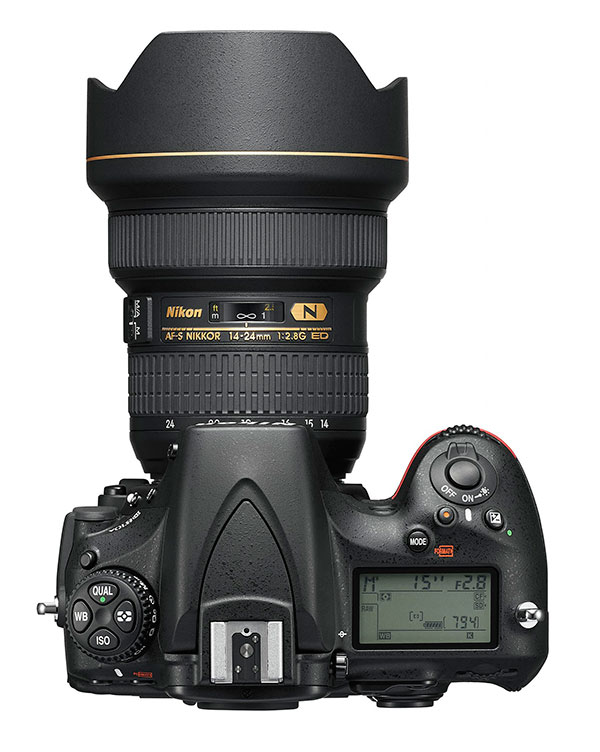 Nikon Launches D810A Full Frame DSLR With Modified IR Filter for ...
