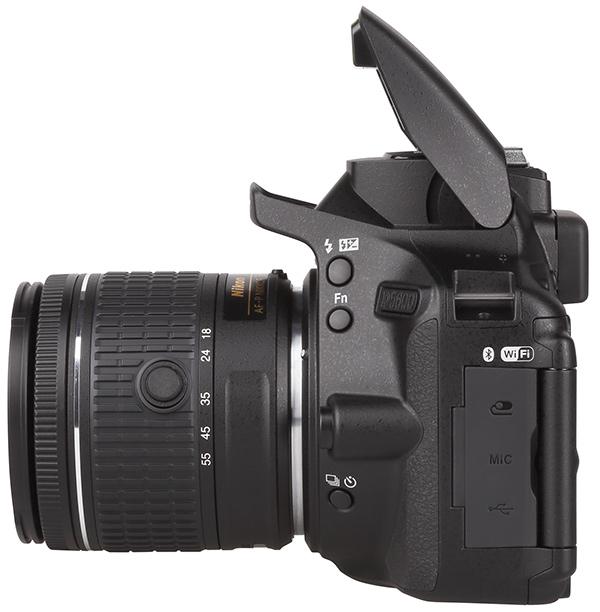 Nikon D5600 DSLR Review | Shutterbug