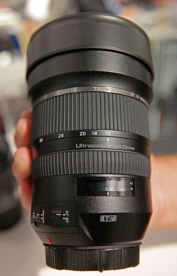 New Sigma And Tamron Zoom Lenses Offer Range Speed And