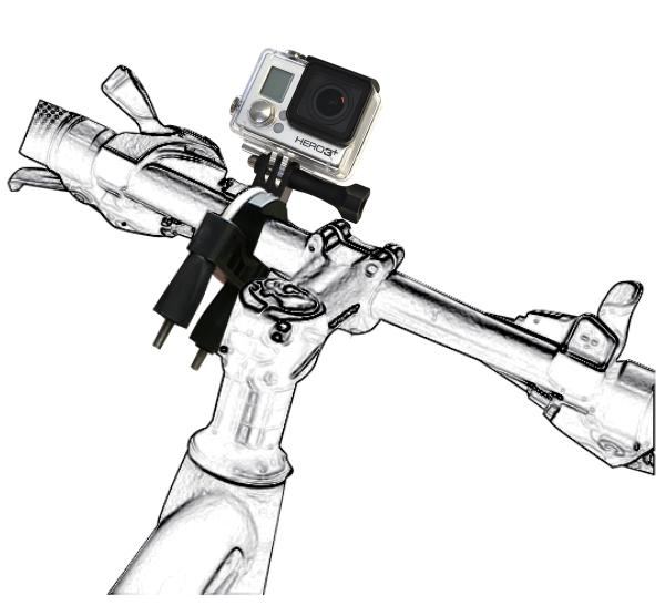 The Wish List Progearx Gopro Action Camera Accessories Mounting