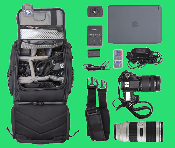 The Tekniq Modular Camera Bag Can Be Ordered Directly From Source For 250 Follow This Link That S Same Price Lowepro Charges Most