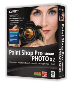telecharger corel paint shop pro x2 gratuit