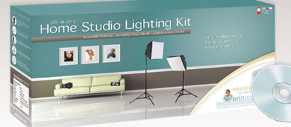 home studio lighting kit by erin manning shutterbug