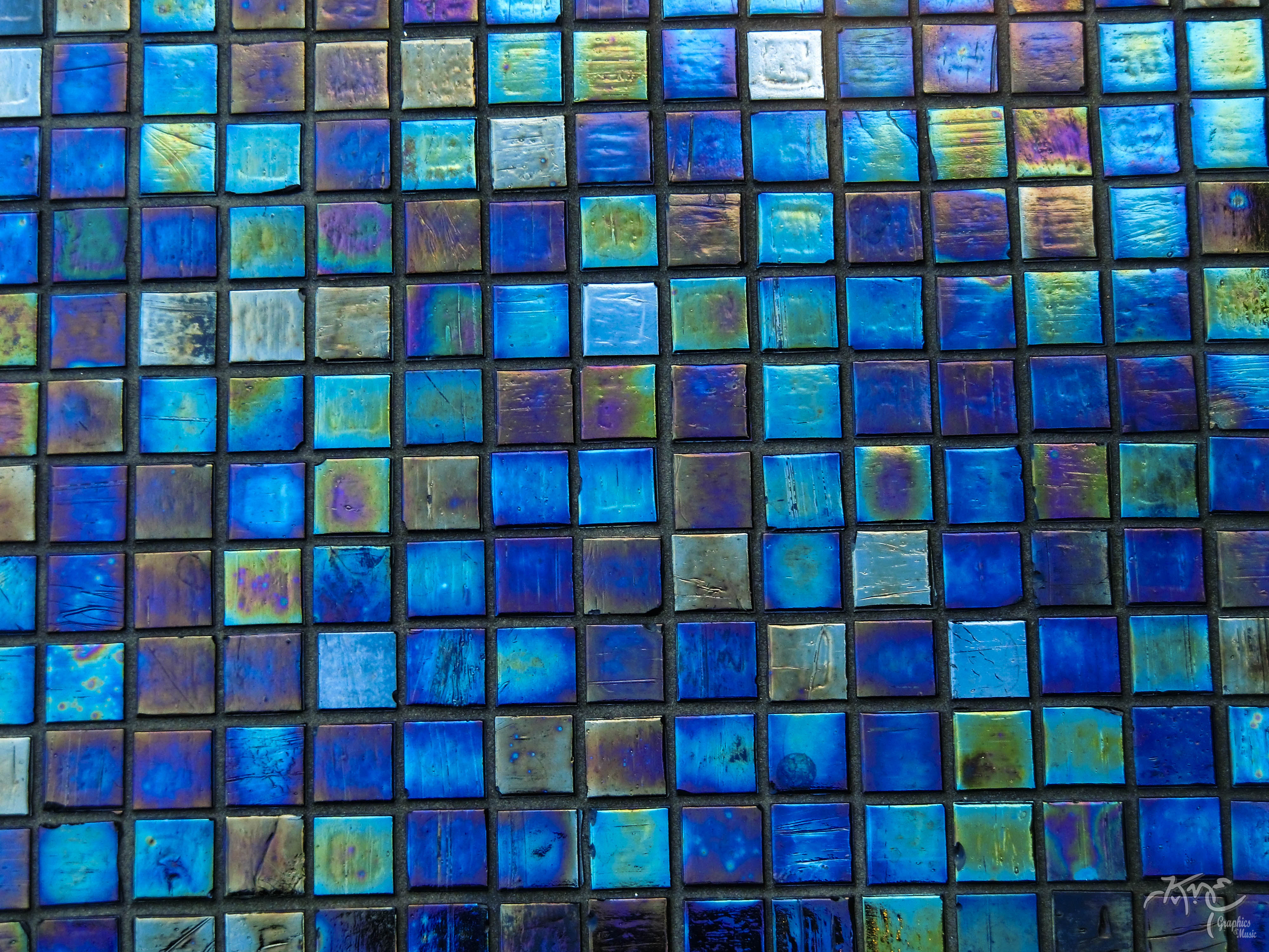 Iridescent Tiles | Shutterbug