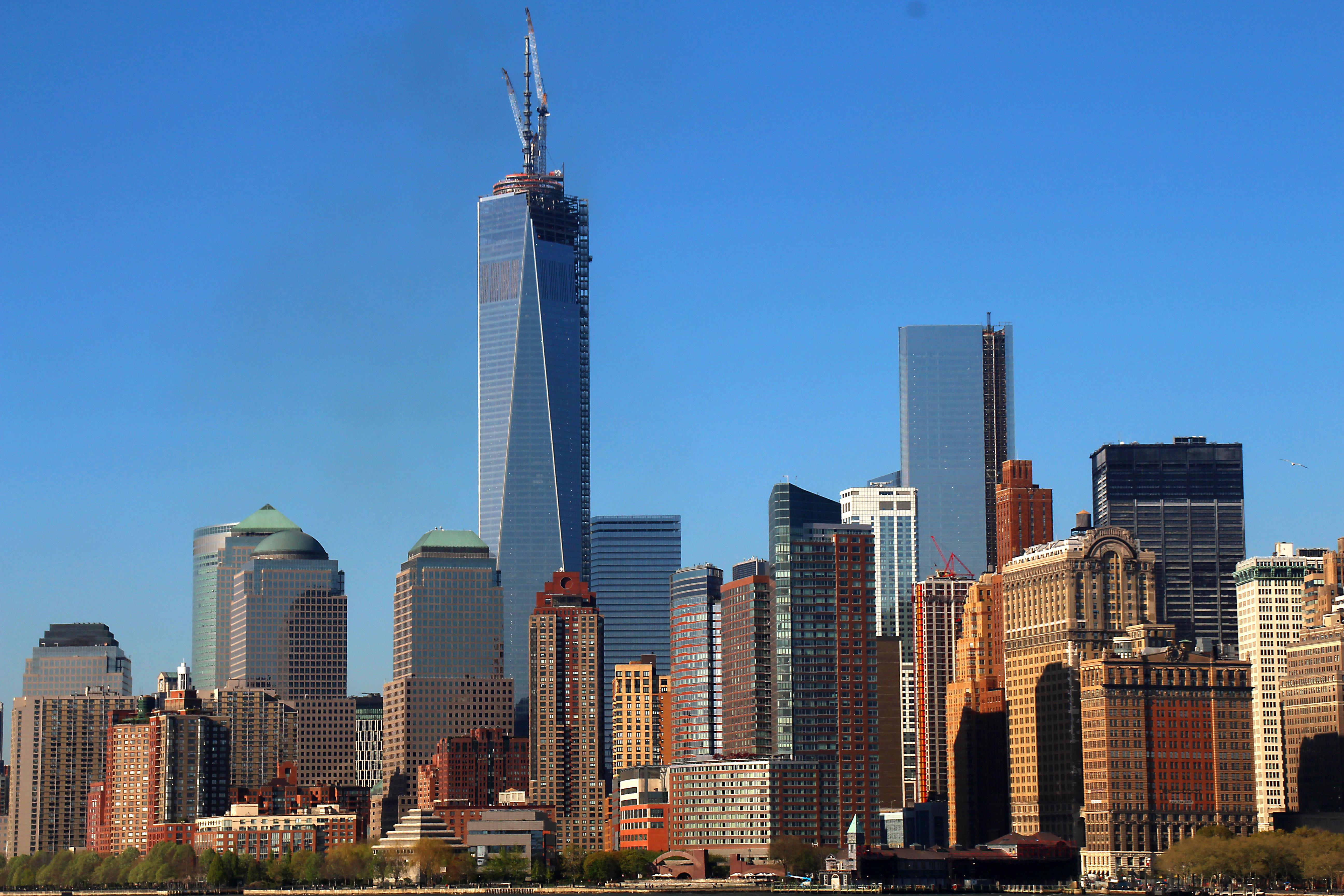 Freedom Tower Skyline Shutterbug
