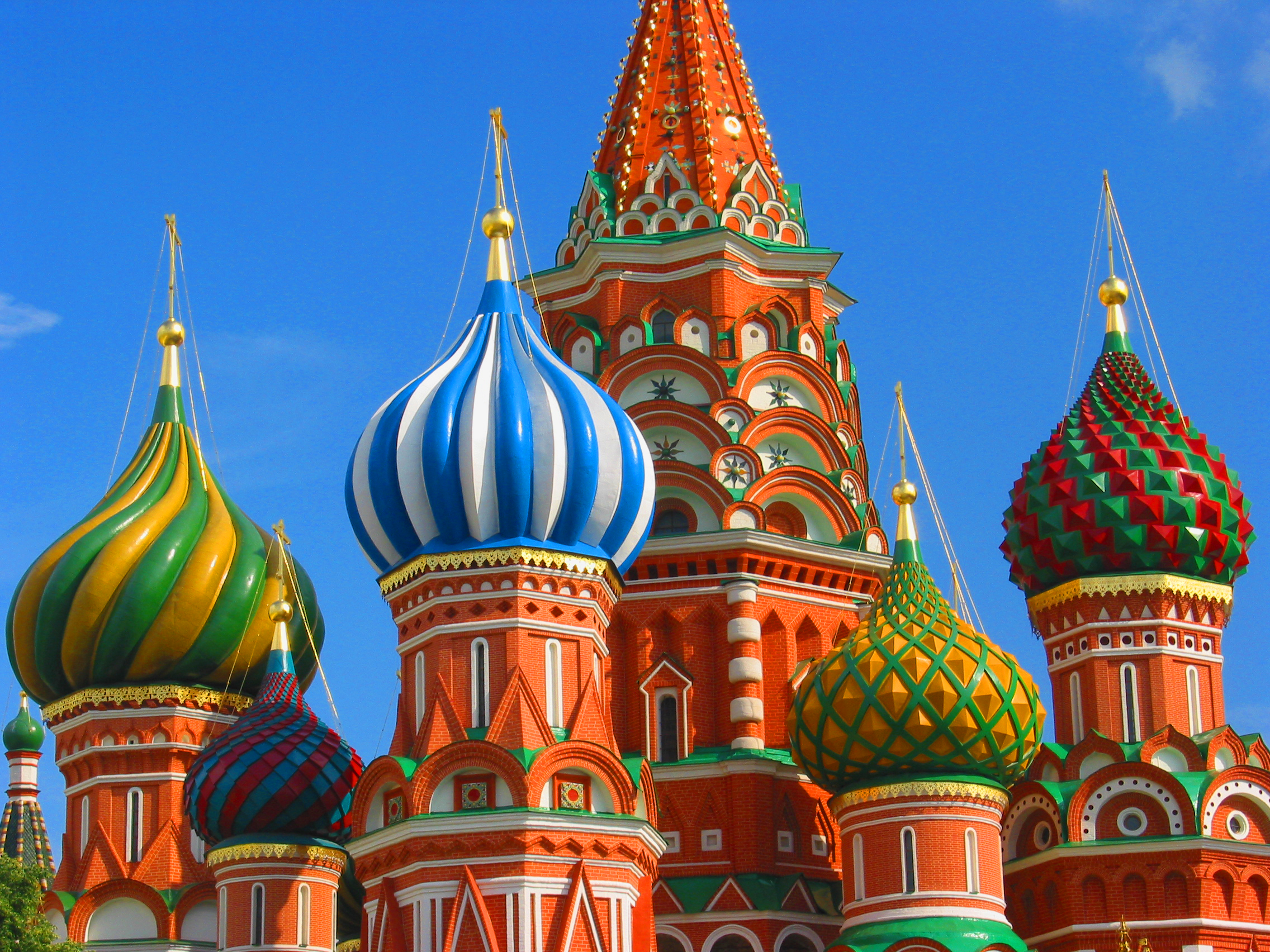 St Basil S Cathedral Moscow Shutterbug