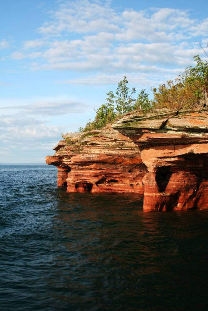 Lake Superior Sea Caves | Shutterbug